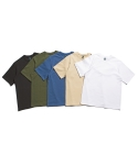 제로(XERO) RELAX - Wide Fit Ponte T-Shirts