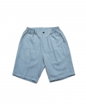 젬킨스(JEMKINS) cotton Half Pants_LIGHT BLUE