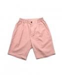 젬킨스(JEMKINS) cotton Half Pants_INDI PINK