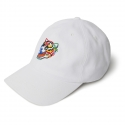 로맨틱크라운(ROMANTIC CROWN) [ROMANTICCROWN]TIGER FACE BALL CAP_WHITE