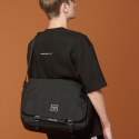 제이아셀(JEASHER) Old School Messenger (BLACK)