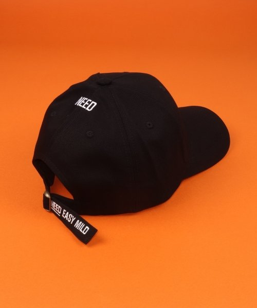 아비아_NEED CAP (BLACK)