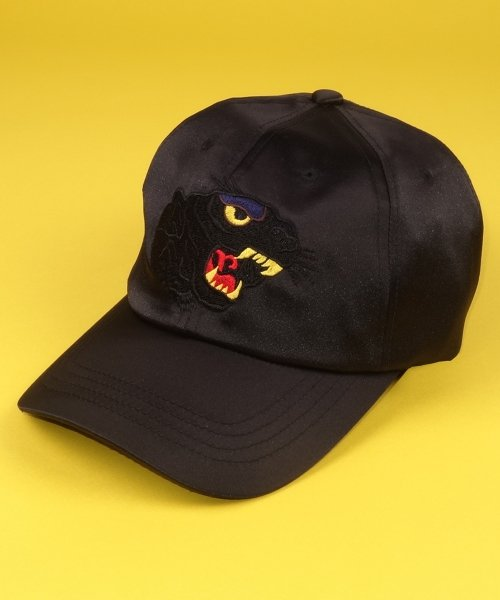 아비아_SOUVENIR CAP (BLACK TIGER)