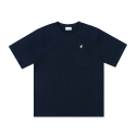 삭스어필(SOCKS APPEAL) pocket T-shirt* banana