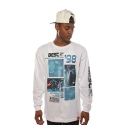 BREEZY EXCURSION Belly 98  Long Sleeve White