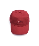 보울러(BOWLLER) Lightning Ball Cap Burgundy