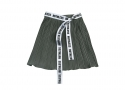 루스리스(RUTHLESS) PLEATS SKIRT / KK