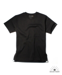 그랜드비전(GRANDVISION) GRANDVISION  T-SHIRTS SIDE CUT 3M SCOTCHLITE (BLACK)