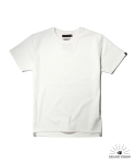 그랜드비전(GRANDVISION) GRANDVISION  T-SHIRTS SIDE CUT 3M SCOTCHLITE (WHITE)