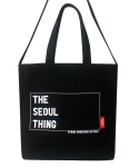 스티디(STIDIE) seoulthing 3-way bag-black