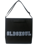 스티디(STIDIE) oldseoul tote&cross bag-black