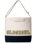 스티디(STIDIE) oldseoul tote&cross bag-white