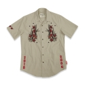 더 매드니스(THE MADNESS) ALE SHIRTS_BEIGE