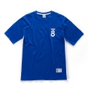 본챔스(BORN CHAMPS) CMPS 08 SIDE LINE TEE BLUE