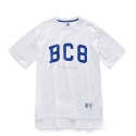 본챔스(BORN CHAMPS) BC8 BASIC TEE WHITE