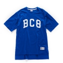 본챔스(BORN CHAMPS) BC8 BASIC TEE BLUE