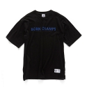 본챔스(BORN CHAMPS) CHAMPS BASIC TEE BLACK