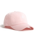 옐로우스톤(YELLOWSTONE) BALL CAP LEAF - YS7002PL 핑크