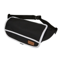 ALLDAY waistbag black