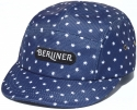 제니멀(ZANIMAL) BERLINER CAMPCAP ROYAL BLUE