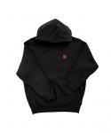 팔칠엠엠서울(87MM_SEOUL) SIMPLY MM LOGO HOOD (BLACK)