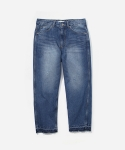 REGULAR FIT ANKLE JEANS - OLD AGE