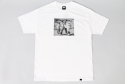 FTC JOLTIN JOE S/S TEE (WHITE)