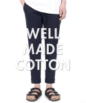 BT40 WELL-MADE CHINO PANTS (NAVY)