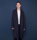 [MOHAN] BLUE DENIM SUMMER COAT BLUE