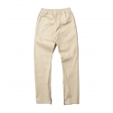 인사일런스(INSILENCE) SIDE ZIP BANDING PANTS (BEIGE)
