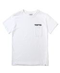 인사일런스(INSILENCE) VERVE POCKET TEE (WHITE)