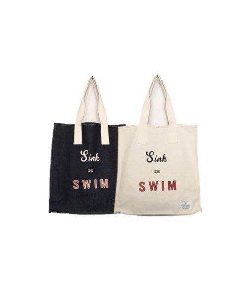 서리얼벗나이스 유니섹스_Print Bag (2color)