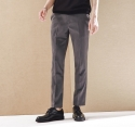 모옌() VIRIL SLIM FIT TAILORED SLACKS - GRAY