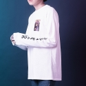테뉴(TENUE) FUNK LONG SLEEVE OFFWHITE (MEN)