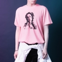 테뉴(TENUE) GODDESS T-SHIRTS (PINK)