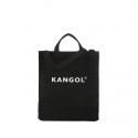 캉골(KANGOL) Eco Friendly Bag Mono 0010 BLACK