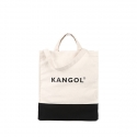 캉골(KANGOL) Eco Friendly Bag Mono 0010 Ivory