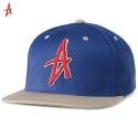 알타몬트(Altamont) [Altamont] DECADES SNAPBACK HAT (Blue/Red/White)