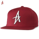 알타몬트(Altamont) [Altamont] DECADES SNAPBACK HAT (Red)