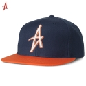 알타몬트(Altamont) [Altamont] DECADES SNAPBACK HAT (Navy/Orange)
