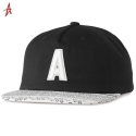 알타몬트(Altamont) [Altamont] FIELDER BALL CAP (Black)