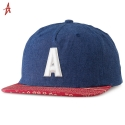 알타몬트(Altamont) [Altamont] FIELDER BALL CAP (Denim)