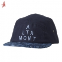 알타몬트(Altamont) [Altamont] PEACOCK LIMITED CAMP CAP (Navy)