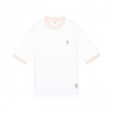 화이트블랭크레이블(WHITE BLANK LABEL) [HNK] Ice Cream S/S Tee(WHITE)
