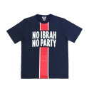 니벨크랙(NIVELCRACK) No Ibrah No Party T-Shirt