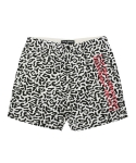 아임낫어휴먼비잉(I AM NOT A HUMAN BEING) Basic Logo Chinos Shorts - Classic Camo