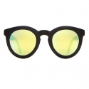 크랩 아이웨어(CRAP EYEWEAR) [CRAP] The T.V Eye Black Yellow Mirror 남녀공용 선글라스