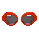 [CRAP] The Saloma Tropic Red Grey Lens 남녀공용 선글라스