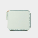 Dijon 301 ZIpper Wallet aqua mint