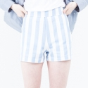 쓰리떰즈(THREETHUMBS) STRIPE SHORTS